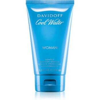 Davidoff Cool Water Woman gel de dus pentru femei