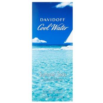 Davidoff Cool Water Summer Seas Eau de Toilette pentru barbati 3