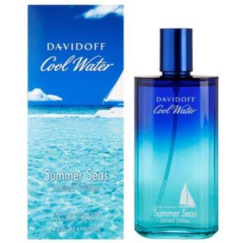 Davidoff Cool Water Summer Seas Eau de Toilette pentru barbati