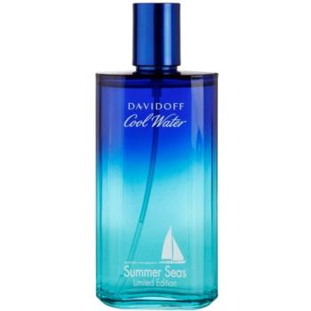 Davidoff Cool Water Summer Seas Eau de Toilette pentru barbati 1