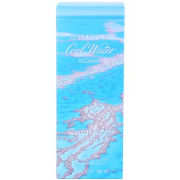 Davidoff Cool Water Coral Reef Eau de Toilette for Women 4