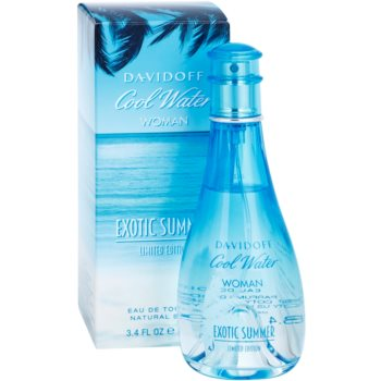 Davidoff Cool Water Woman Exotic Summer Limited Edition toaletna voda za ženske 2