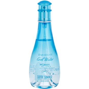 Davidoff Cool Water Woman Exotic Summer Limited Edition toaletna voda za ženske 3