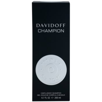 Davidoff Champion gel za prhanje za moške 2