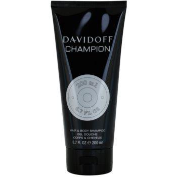 Davidoff Champion gel za prhanje za moške 1