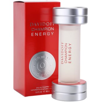 Davidoff Champion Energy Eau de Toilette para homens 1