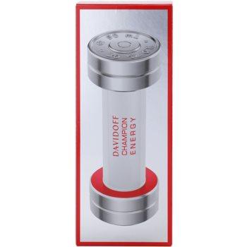 Davidoff Champion Energy Eau de Toilette para homens 4