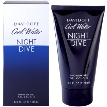 Davidoff Cool Water Night Dive gel de duche para homens