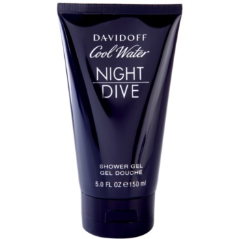 Davidoff Cool Water Night Dive gel de duche para homens 2