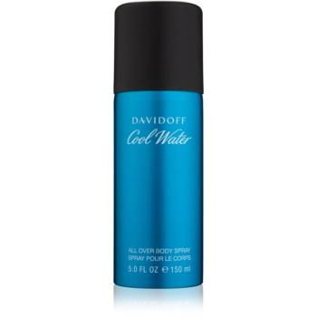 Davidoff Cool Water spray pentru corp pentru barbati 150 ml