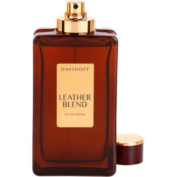 Davidoff Leather Blend парфюмна вода за мъже 3