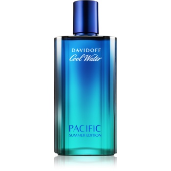 Davidoff Cool Water Pacific Summer Edition eau de toilette pentru barbati 125 ml