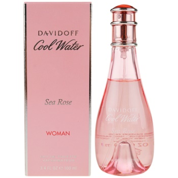 Davidoff Cool Water Woman Sea Rose woda toaletowa dla kobiet