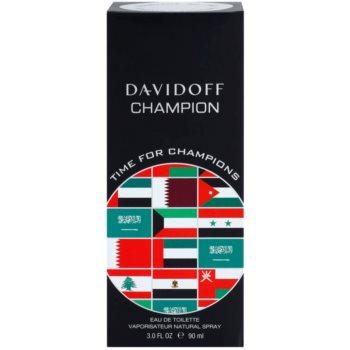 Davidoff Champion Time for Champions Limited Edition Eau de Toilette für Herren 4