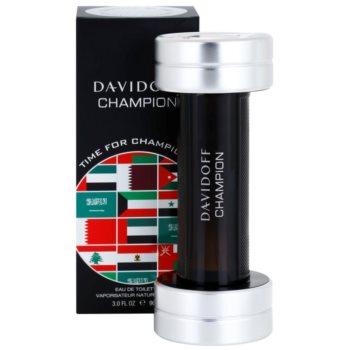 Davidoff Champion Time for Champions Limited Edition Eau de Toilette für Herren 1