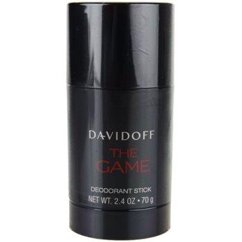 Davidoff The Game dezodorant w sztyfcie dla mężczyzn