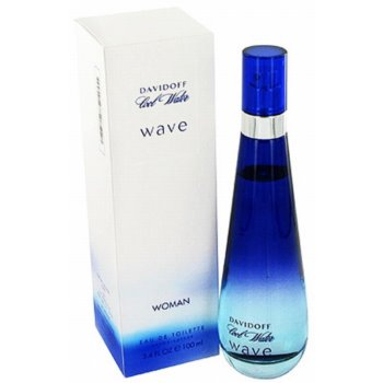 Fotografie Davidoff Cool Water Woman Wave toaletní voda pro ženy 30 ml