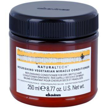 Davines Naturaltech Nourishing balsam pentru par uscat si fragil