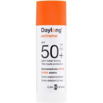 Daylong Extreme ochranná tyčinka na citlivá místa SPF 50+ voděodolná 15 ml
