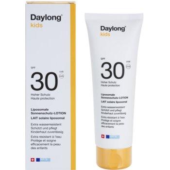 Daylong Kids loțiune de protecție lipozomală SPF 30 1