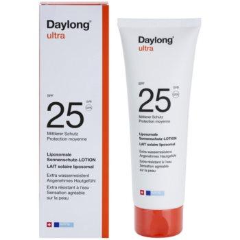 Daylong Ultra loțiune de protecție lipozomală SPF 25 1