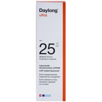 Daylong Ultra loțiune de protecție lipozomală SPF 25 2