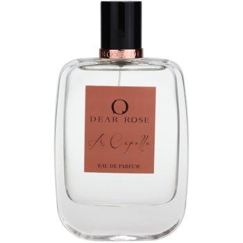 Dear Rose A Capella woda perfumowana dla kobiet 2