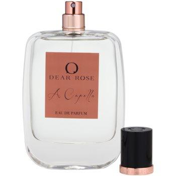 Dear Rose A Capella woda perfumowana dla kobiet 3