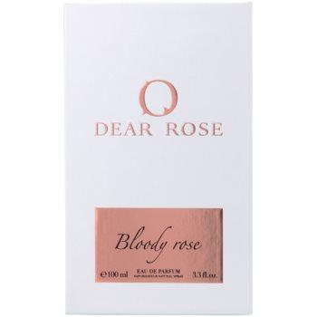 Dear Rose Bloody Rose Eau de Parfum für Damen 4