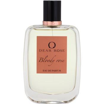 Dear Rose Bloody Rose Eau de Parfum für Damen 2
