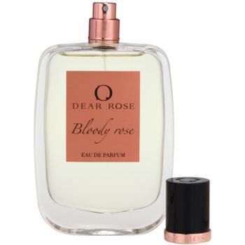 Dear Rose Bloody Rose Eau de Parfum für Damen 3