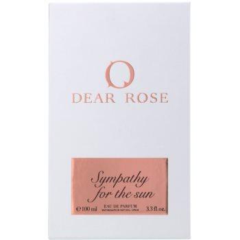 Dear Rose Sympathy for the Sun Eau de Parfum für Damen 4