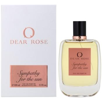 Dear Rose Sympathy for the Sun Eau de Parfum für Damen