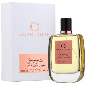 Dear Rose Sympathy for the Sun Eau de Parfum für Damen 1