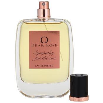 Dear Rose Sympathy for the Sun Eau de Parfum für Damen 3