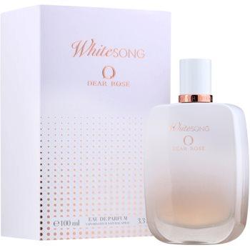 Dear Rose White Song woda perfumowana dla kobiet 1