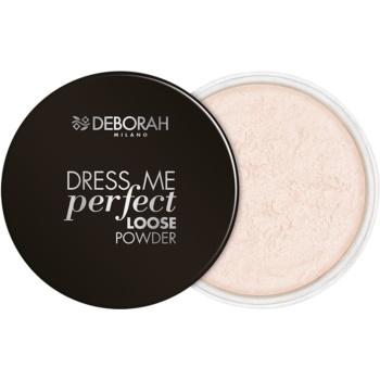 Deborah Milano Dress Me Perfect pudra pulbere matifianta