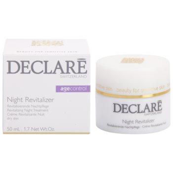 Declaré Age Control revitalisierende Creme für die Nacht für trockene Haut 2