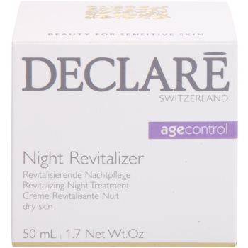 Declaré Age Control revitalisierende Creme für die Nacht für trockene Haut 3
