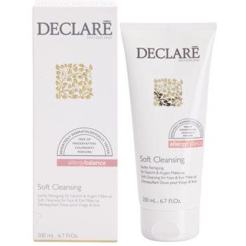 Declaré Allergy Balance sanftes Reinigungsgel für Gesicht und Augen 1