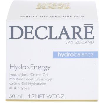 Declaré Hydro Balance хидратиращ гел-крем за стягане на кожата 3