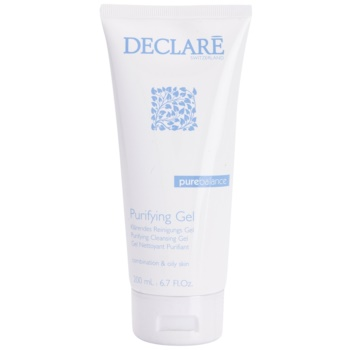 Declaré Pure Balance čistilni gel za mešano in mastno kožo