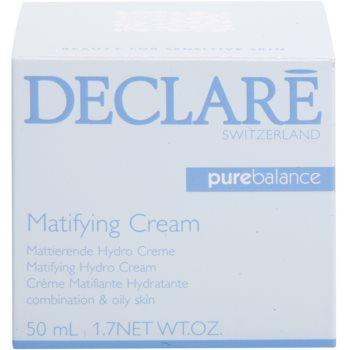 Declaré Pure Balance creme hidratante matificante para pele mista e oleosa 3