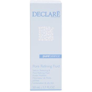 Declaré Pure Balance Hautfluid zur Reduktion von Hauttalg und zur Verkleinerung der Poren 2