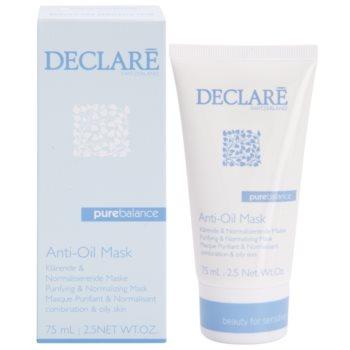 Declaré Pure Balance Reinigungsmaske für Reduktion fettiger Haut 1