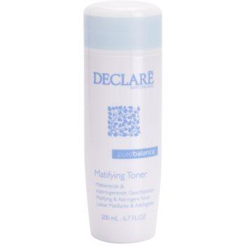 Fotografie Declaré Pure Balance čisticí adstringentní tonikum pro stažení pórů a matný vzhled pleti 200 ml