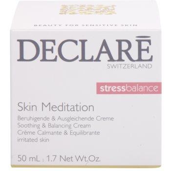 Declaré Stress Balance заспокійливий захисний крем для чутливої та подразненої шкіри 3