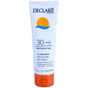 Declaré Sun Sensitive Crema anti-imbatranire pentru protectie solara SPF 30  75 ml