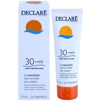 Declaré Sun Sensitive protetor solar anti-envelhecimento SPF 30 1