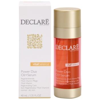 Declaré Vital Balance мультивітамінний відновлюючий догляд для нормальної та сухої шкіри 2